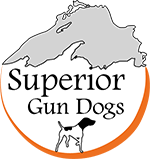 Superior Gun Dogs Logo - link to home